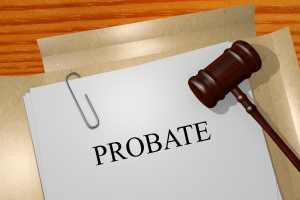 dealing with probate in greenville