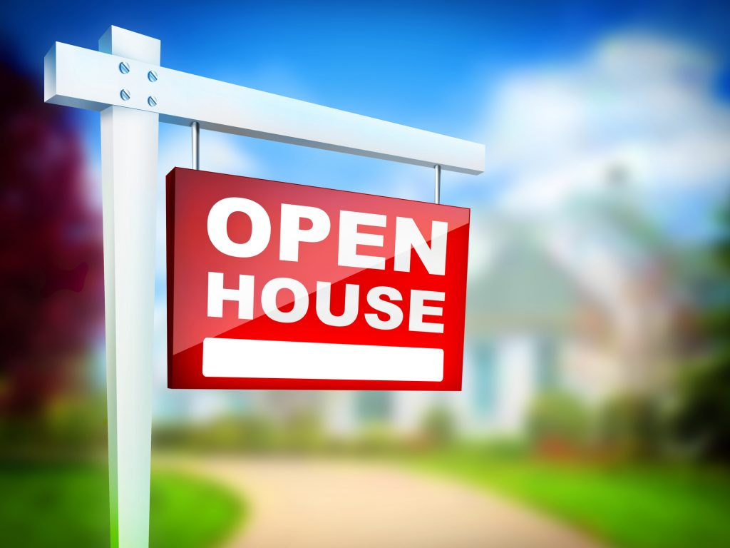 never have to do open houses to sell your home